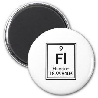 009 Fluorine Magnet