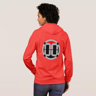 00 LvL Logo Ladies Hoodie