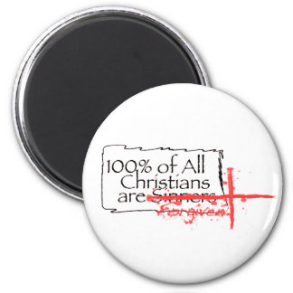 !00% of Christians are Magnet