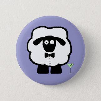 00 Sheep Button