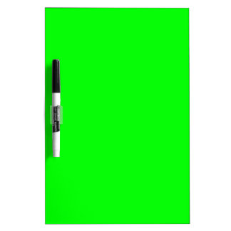 #00FF00 Hex Code Web Color Neon Green Dry Erase Board