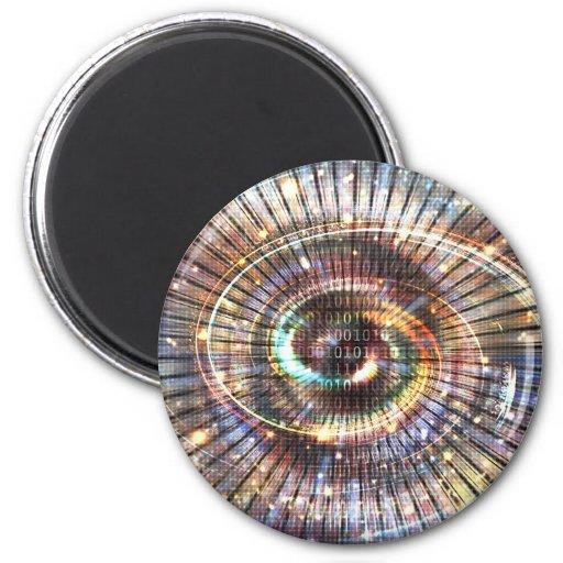 01001010100101101 - Magnet