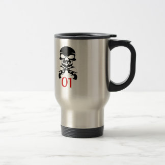 01 Birthday Designs Travel Mug