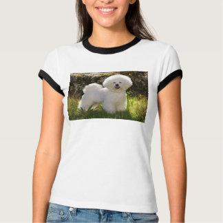 01, DE ISHBILIA BICHON FRISE T-Shirt