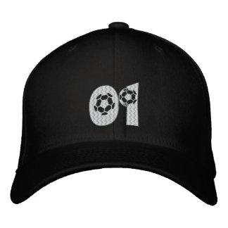 01 Goal Keepers Soccer football cap