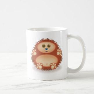 01 Hedgehog Coffee Mug