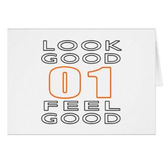 01 Look Good Feel Good Greeting Cards