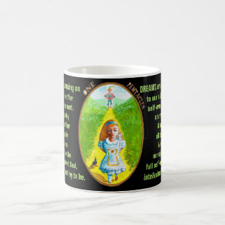 01. One of Pentacles - Alice tarot Coffee Mug