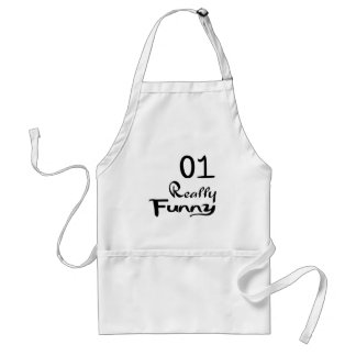 01 Really Funny Birthday Designs Standard Apron