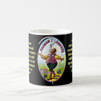 01. The Magician - Alice Tarot Coffee Mug