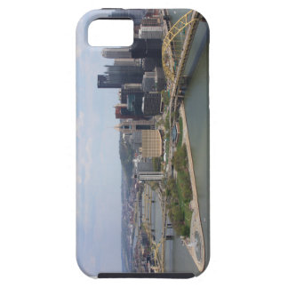 0230 Pittsburgh (Golden Triangle).JPG iPhone 5 Case