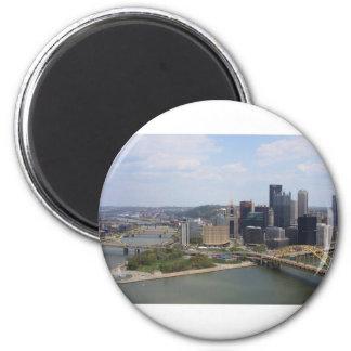 0230 Pittsburgh (Golden Triangle).JPG Magnet