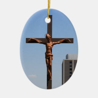 0234 Holy Cross.JPG Ceramic Ornament