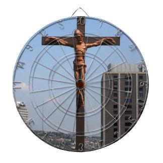 0234 Holy Cross.JPG Dartboard