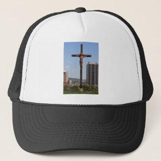 0234 Holy Cross.JPG Trucker Hat