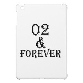 02 And  Forever Birthday Designs Case For The iPad Mini
