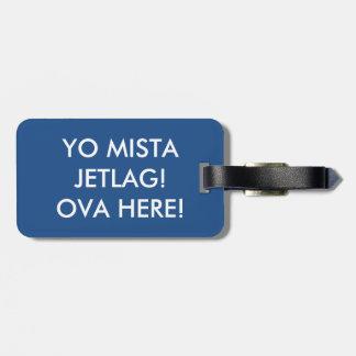 02-Funny Luggage Tag