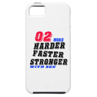 02 More Harder Faster Stronger With Age iPhone 5 Cover