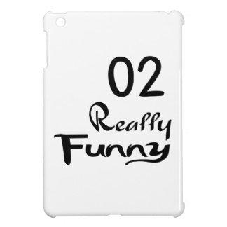02 Really Funny Birthday Designs iPad Mini Cover