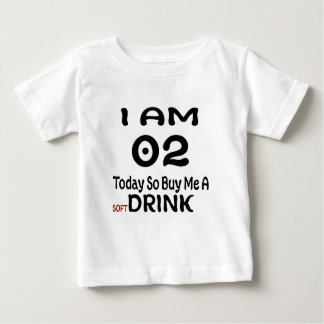 02 Today So Buy Me A Drink Baby T-Shirt