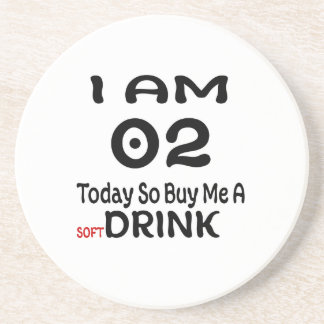 02 Today So Buy Me A Drink Coaster