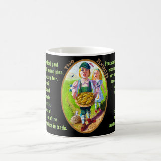 02. Two of Pentacles - Alice tarot Coffee Mug