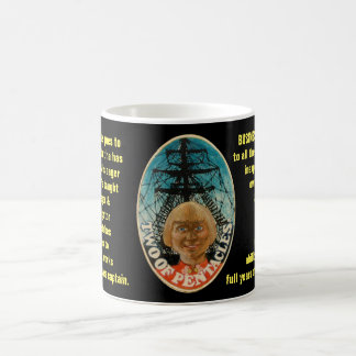 02. Two of Pentacles - Sailor tarot Coffee Mug