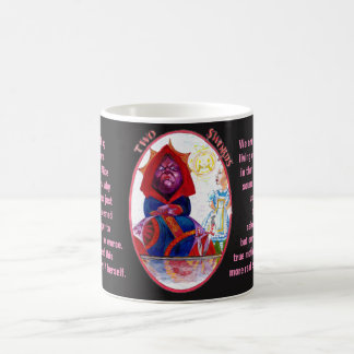 02. Two of Swords - Alice Tarot Coffee Mug