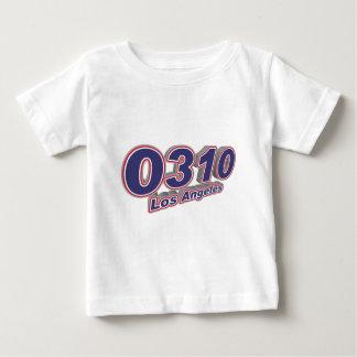 0310 Los Angeles Baby T-Shirt