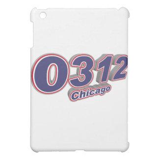 0312 Chicago iPad Mini Case