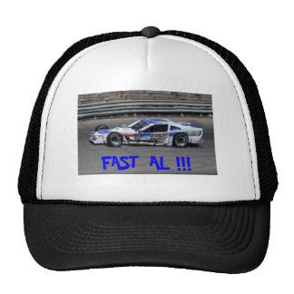 032710js3, FAST  AL !!! Trucker Hat