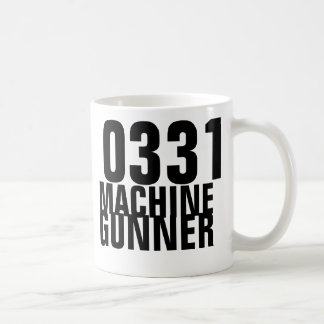 0331 Machine Gunner Coffee Mug