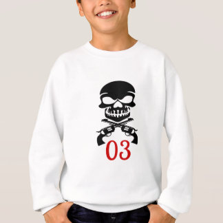 03 Birthday Designs Sweatshirt