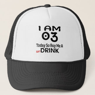 03 Today So Buy Me A Drink Trucker Hat
