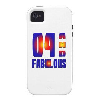 04 et fabuleux coque iPhone 4/4S