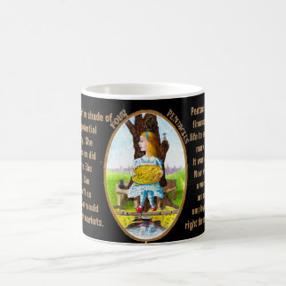 04. Four of Pentacles - Alice tarot Coffee Mug