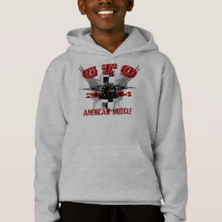 04 GTO Hooded Sweatshirt