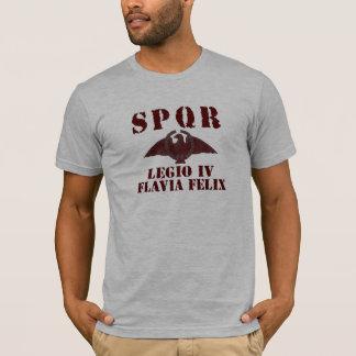 04 Vespasian's 4th Lucky Legion - Roman Legion T-Shirt