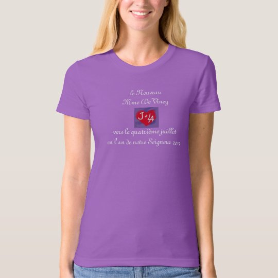 04JULY15 - Marriage of centuries-old allies T-Shirt