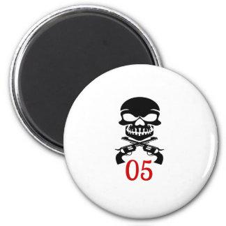 05 Birthday Designs Magnet