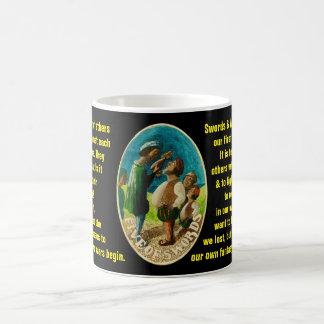 05. Five of Swords - Sailor tarot Coffee Mug