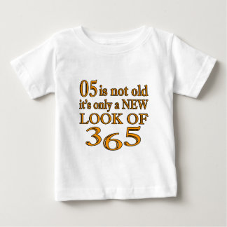 05 New Look Of 365 Baby T-Shirt