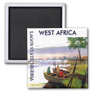 060507122415pz, LAGOS STATE, NIGERIA , LAGOS ST... Magnet