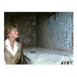 060 Princess Diana Egypt 1992 Postcard