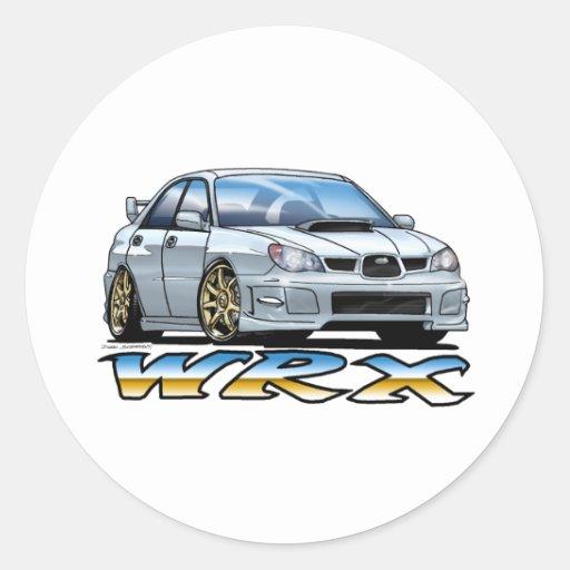 06_09_WRX_SILVER ROUND STICKER