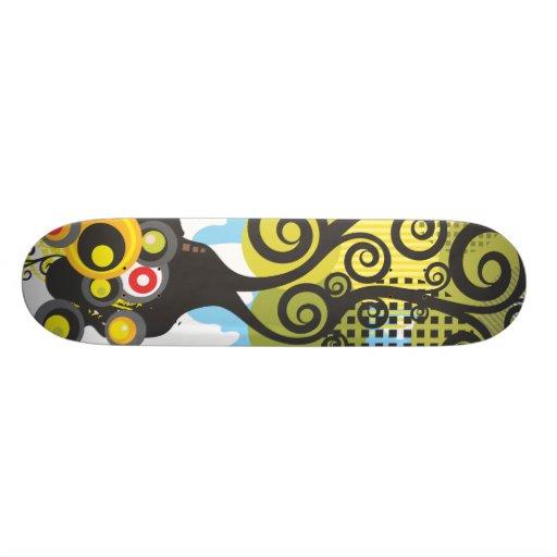 06FNC_32_www.Garcya.us.ai Skate Board
