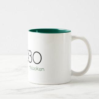 07030, Hoboken Two-Tone Coffee Mug
