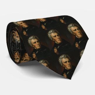 07 Andrew Jackson Tie