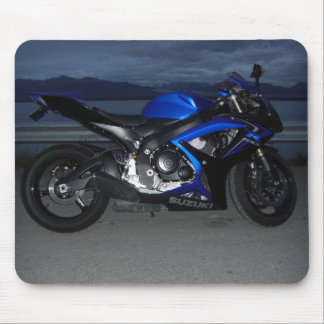 07 gsxr 600 mouse pad