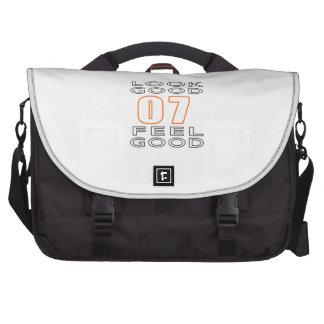 07 Look Good Feel Good Laptop Commuter Bag